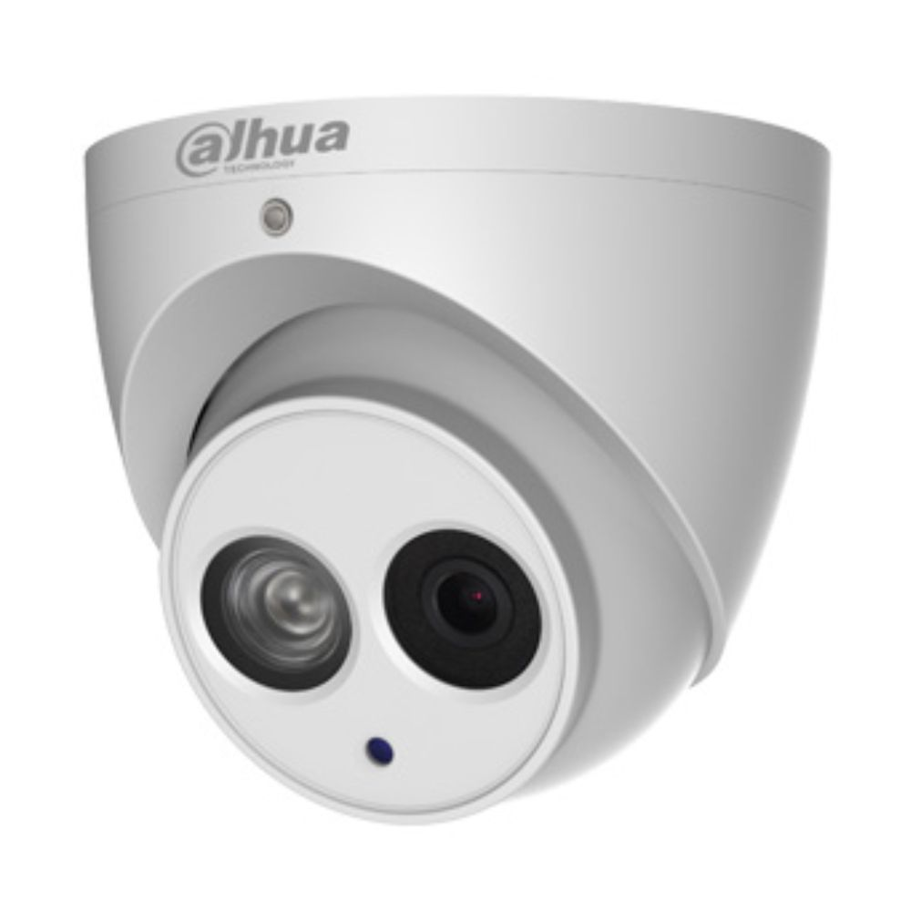 C mara ip domo exterior 2mp wdr ir50m kroton for Camara ip exterior