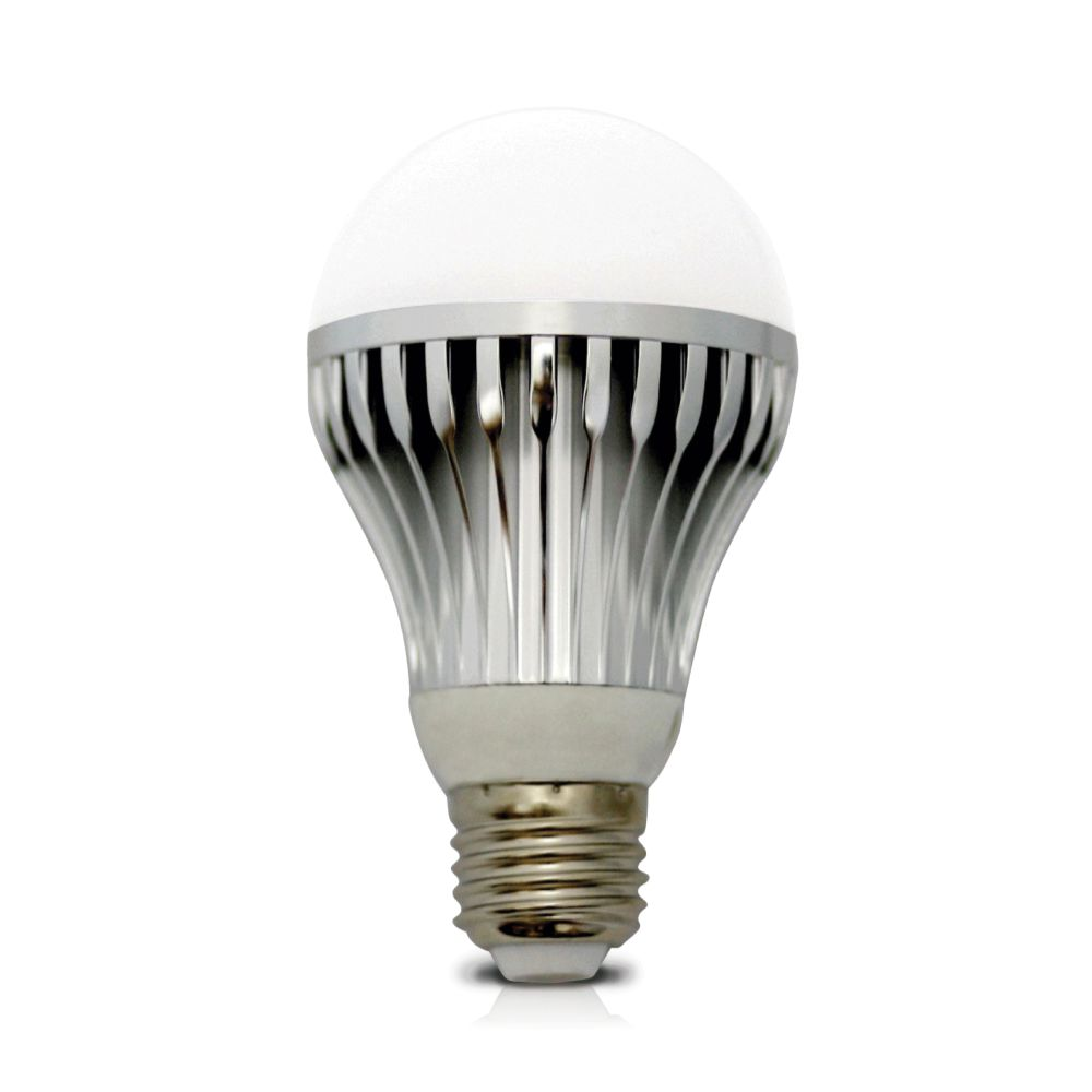 Bombilla led de 7w e27 220v luz c lida kroton for Bombillas led de 7w