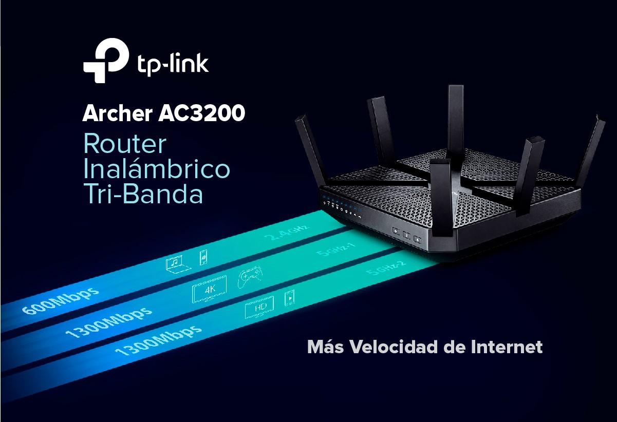 Archer C3200